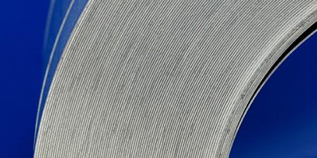 Usinage d'aluminium en bandes
