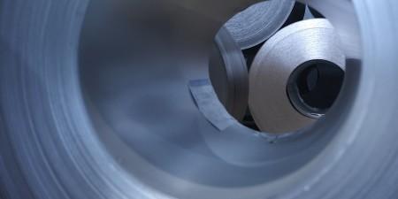 Bandbearbeitung Stahl